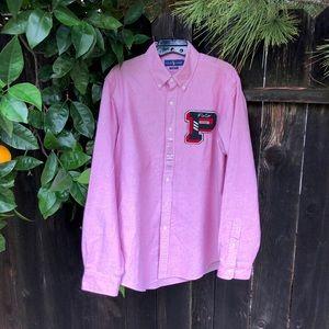🔥🔥 Ralph Lauren Polo university Button Up